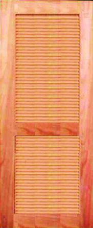 Louver Door