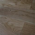 Prime White Oak 120/125mm x 18mm x R.L Lacquered Finish