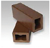 WPC Hollow Joist Size: 40mm*30mm