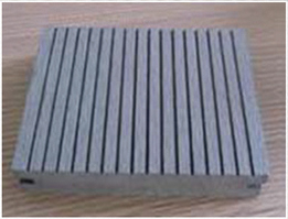 WPC Solid Decking Size: 140mm*25mm