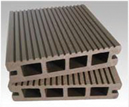 WPC Hollow Decking Size: 135mm*25mm